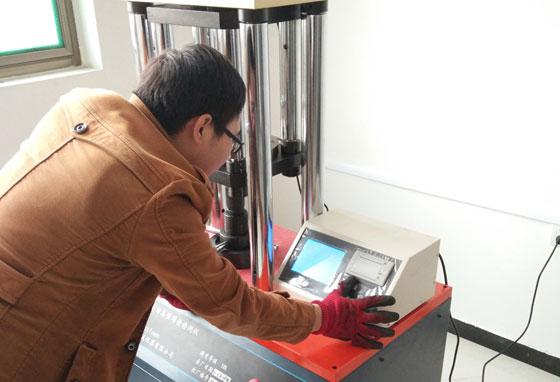 高强螺栓力学性能检测