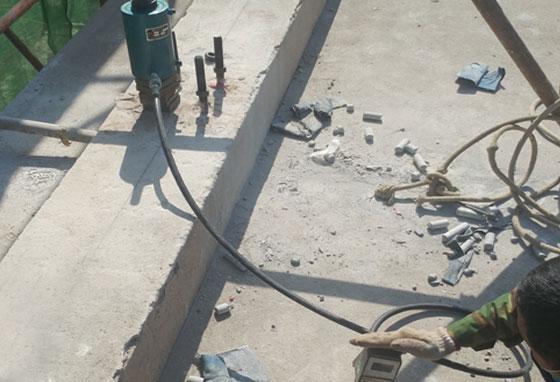 化学锚栓检测